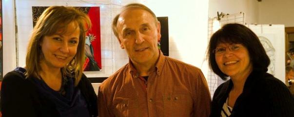 Pascal Jouan, Chantal Wolf-Laeuffer, J-Y Moreno